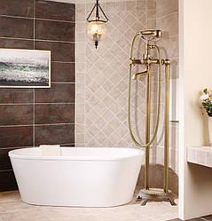 Напольный смеситель для ванной. Модель RD-3026