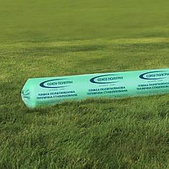 Одношарова теплична плівка зелена Грінс 100 мкм 6х50 м (стабілізація 12 місяців)