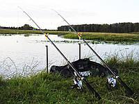 Спиннинги Armor 2.7м 2шт с катушками Cobra CB640 в cборе Универсальный рыболовный набор + Чехол ПОДАРОК