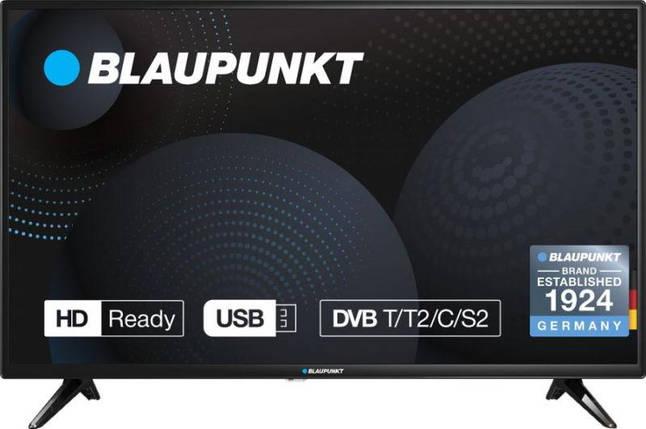 "Телевізор 50"" Blaupunkt 50/234Z-WB-8B-FGKUPS-UK-(A)-Б/В, фото 2"