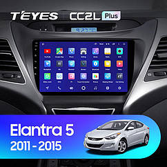 Штатная магнитола Teyes Hyundai Elantra 5  (2011-2015) Android