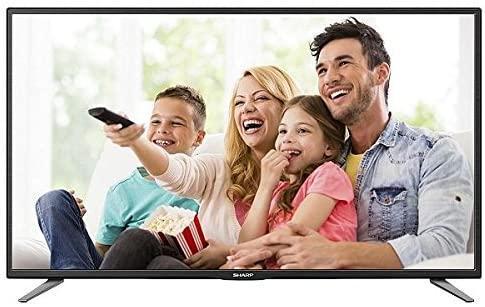Телевизор Sharp LC-50CFE5101K (Full HD / 100Hz (Active Motion) / DVB-T / T2 / C) - (C)-Б/У