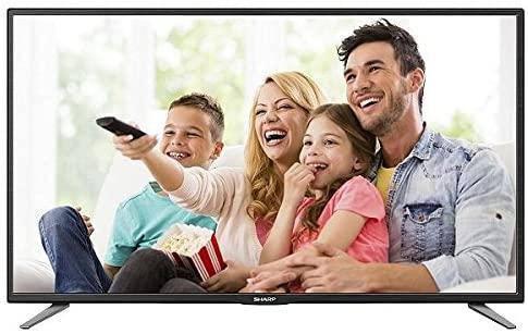 Телевизор Sharp LC-50CFE5101K (Full HD / 100Hz (Active Motion) / DVB-T / T2 / C) - (C)-Б/У, фото 2