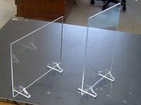 Менюхолдер горизонтальный  двухстороннийА4 формата