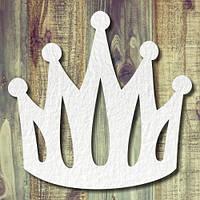 Чипборд корона 4