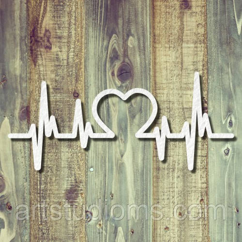 Чипборд пульс сердце больш.