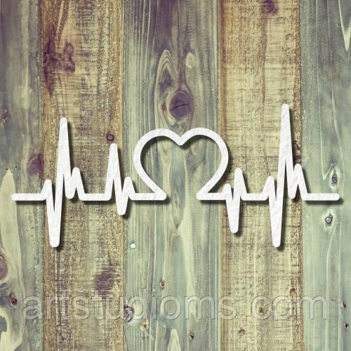 Чипборд пульс серце більш.