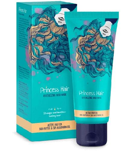 Princess Hair - маска для прискорення росту і оздоровлення волосся 75 ml (KG-2122)