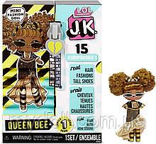 Лялька ЛОЛ Джей Кей Королева Бджілка міні - L. O. L. Surprise! JK Queen Bee Mini Fashion Doll 570783