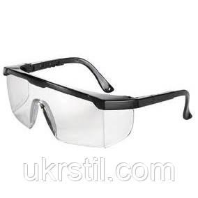 Очки защитные незапотевающие черные, 511 Univet