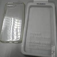Силіконова накладка Huawei y 6 prime 2018