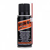 Масло для догляду за зброєю, спрей 100ml Brunox Gun Care