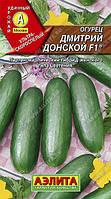 Огірок Дмитро Донський F1 0,25 г (Аеліта)