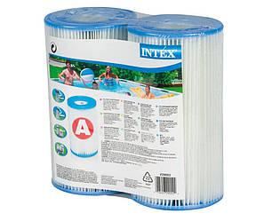 Intex 29002, картриджі тип A, для фільтра (2шт)
