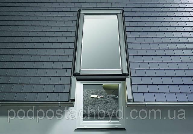 Roto мансардні вікна Хмельницький