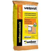 Weber.vetonit Profi Plus(мешок - 25 кг)