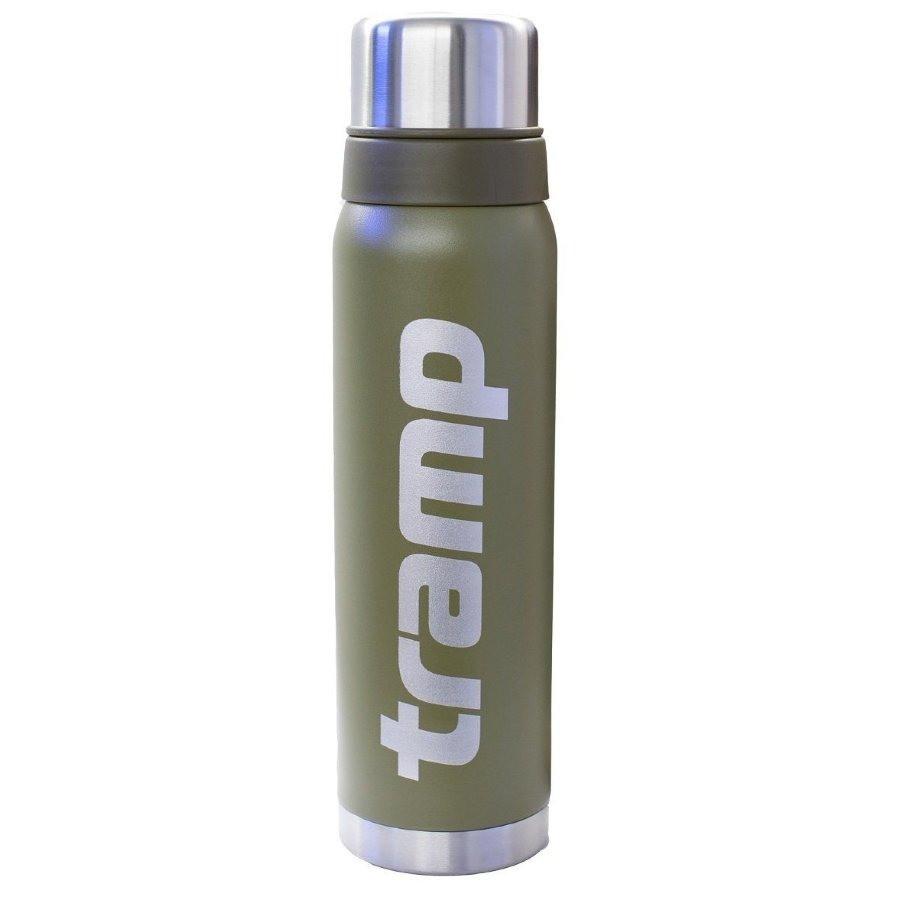 Термос 1,2 л Tramp TRC-028-olive