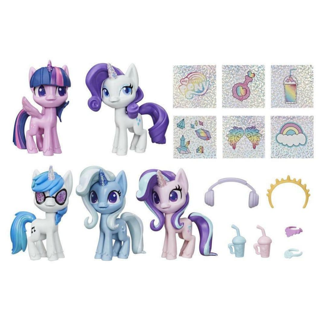 Набор Май Литл Пони Блестящие единороги My Little Pony Unicorn Sparkle Collection