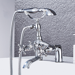 Душевая система наружного монтажа для ванной. Модель RD-3027