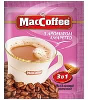 """Кофе """"Мак-3"""" Амаретто (1 * 20/25) / Кофе Маккофи 3 в 1 Амаретто"""