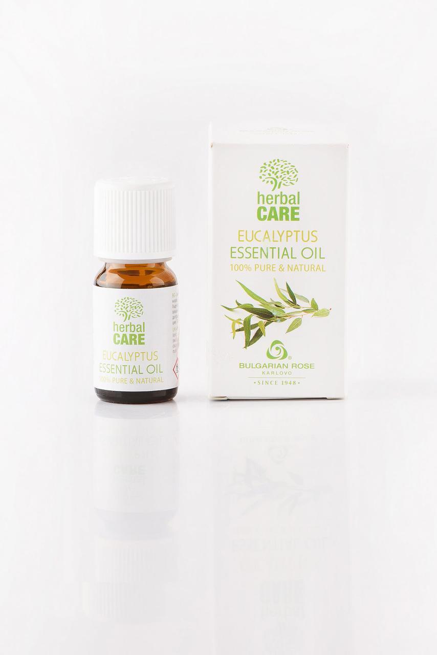 """BULGARIAN ROSE Herbal Care Essential Oil Eucalyptus Eфірна олія """"Евкаліпт"""""""