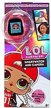 Дитячі розумні смарт годинник з камерою ЛОЛ - LOL Surprise Smartwatch and Camera for Kids with Video