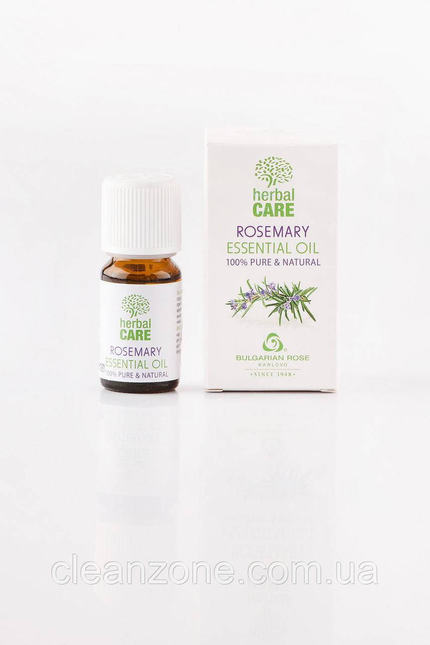 "BULGARIAN ROSE Herbal Care Essentia ROSEMARY OIL Ефірна олія Розмарин"""