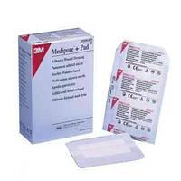 Повязка адгезивная для закрытия ран ЗМ Medipore +Pad 6см х 10 см