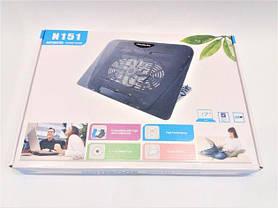 Подставка охлаждающая для ноутбука N151, фото 3
