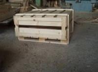 Тара промышленная, деревянный ящик, тара деревянная