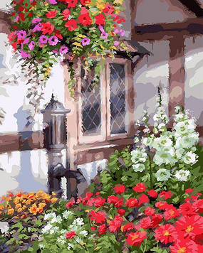Картины по номерам 40х50 см Brushme Весна стучит в окно (GX 25510)