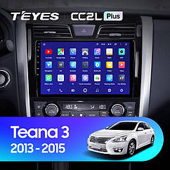 Штатная магнитола Teyes Nissan Teana 3 (2013-2015) Android