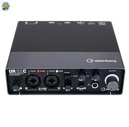 Аудиоинтерфейс Steinberg UR22C USB 2х2