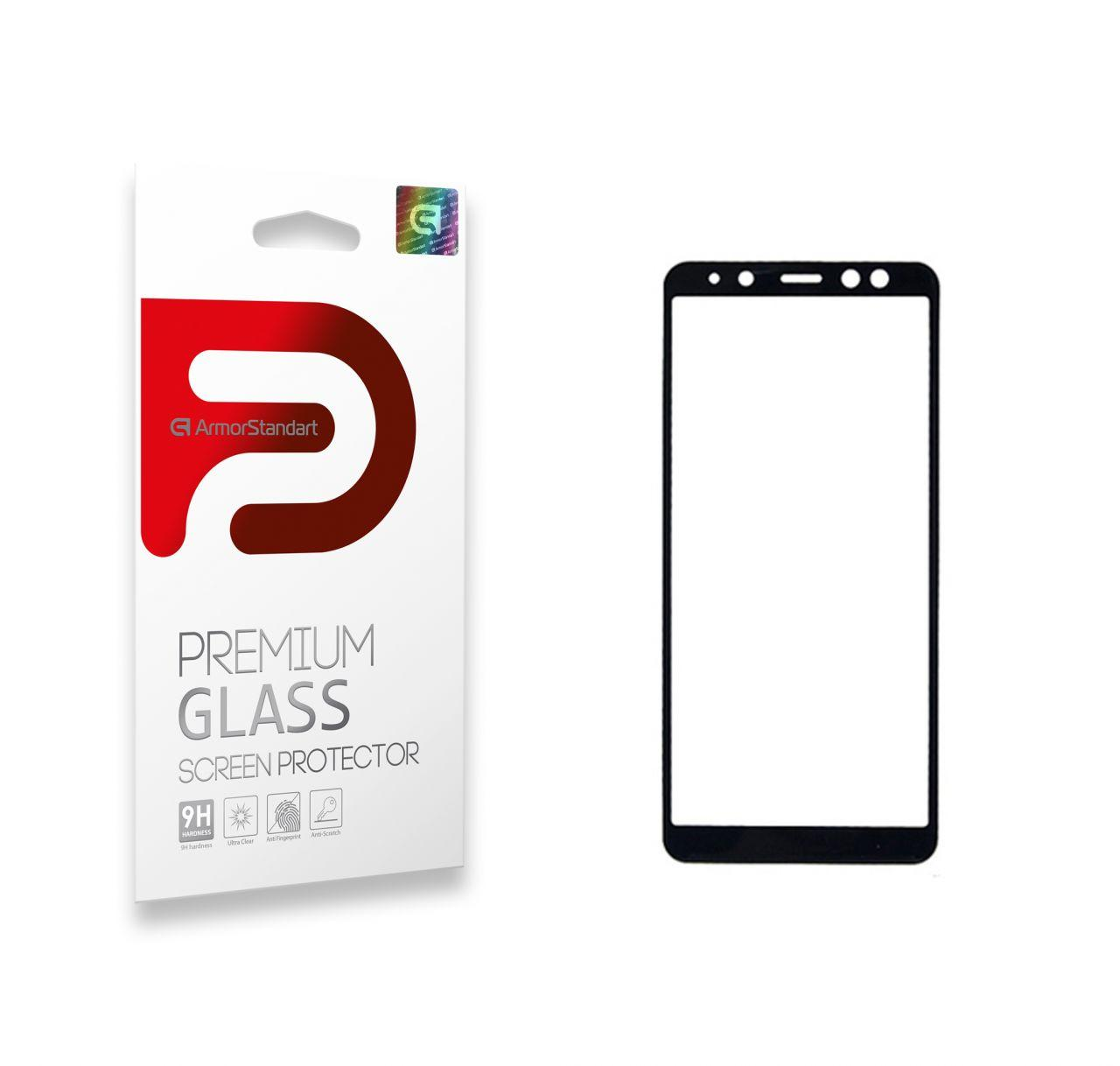 Защитное стекло ArmorStandart Full Cover Full Glue Xiaomi Redmi S2 Black (ARM53563-GFG-BK)