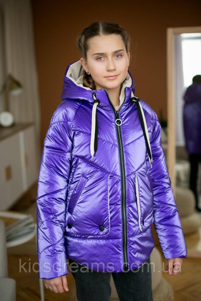 Куртка-жилет для дівчинки *Зара*
