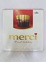 """Набор шоколадных конфет """"Ассорти"""" Merci 200 г, Германия"""