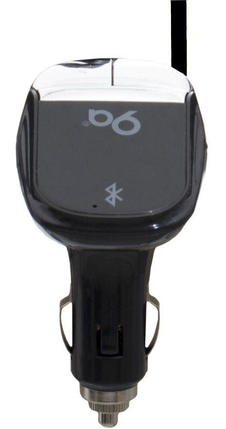 Автомобільний зарядний пристрій Siyoteam X26 Black (SKL11-229623)
