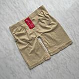 Жіночі безшовні стягуючі шорти #6609 Biweier, фото 2