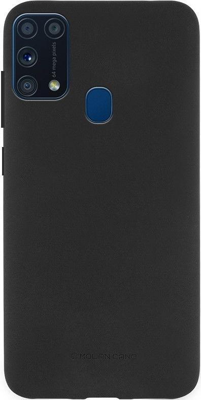Чохол Molan Cano Smooth Samsung M315 Galaxy M31 Black