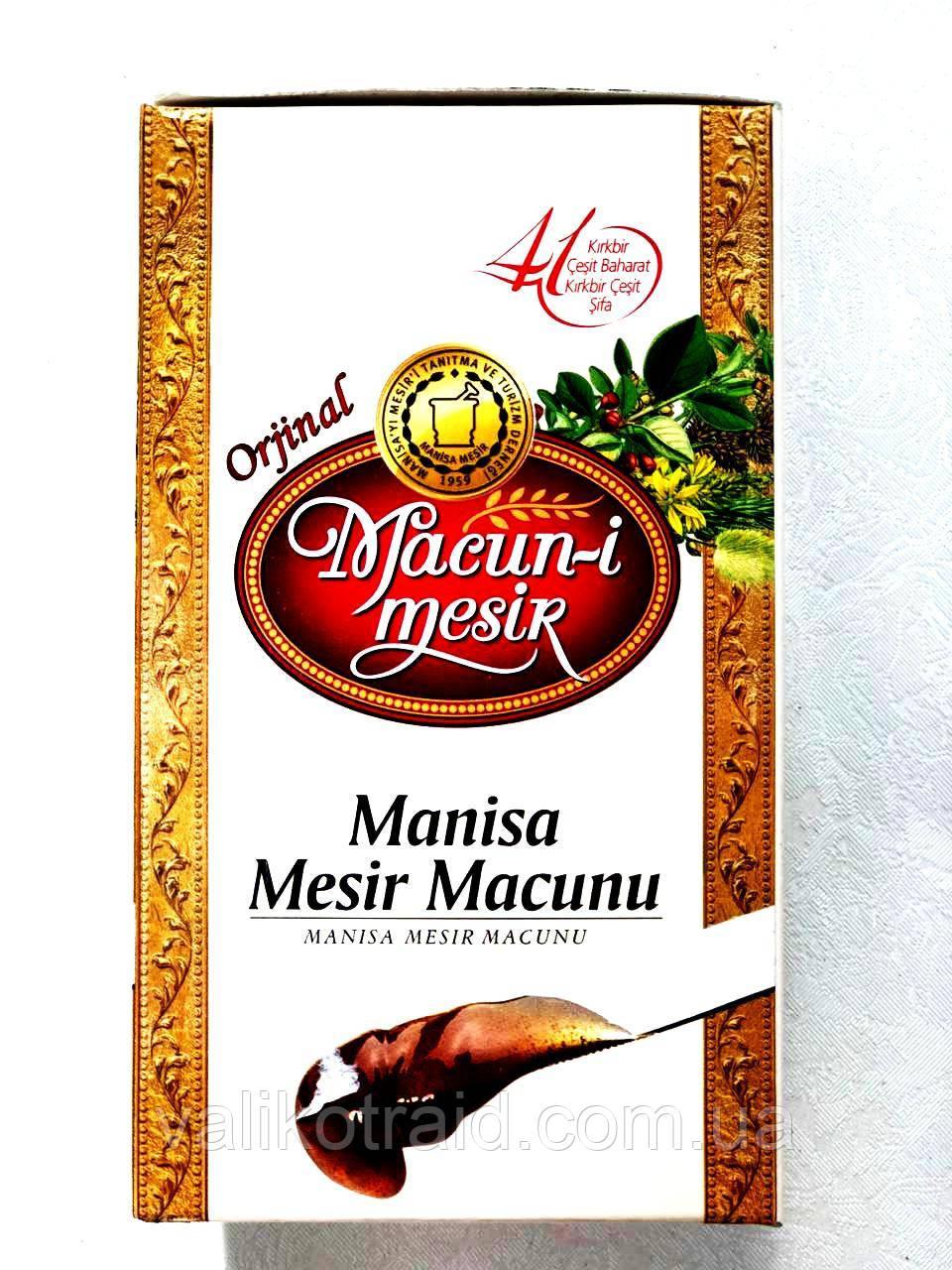 Паста з трав ,афродизіак, Macun-i Mesir Manisa Mesir Paste , 400 гр Туреччина
