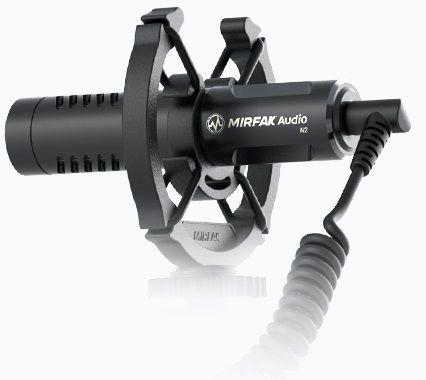 Микрофон Mirfak N2 Black