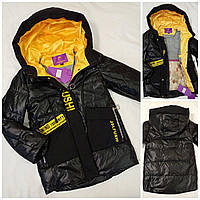 """Демісезонна Куртка дитяча на дівчинку 122-146 см """"MALIBU"""" недорого від прямого постачальник"""