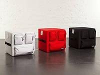 Диван с карманами как новый взгляд на рюкзаки
