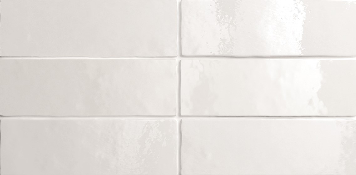 Плитка облицовочная 6,5*20 Equipe Artisan White 24464