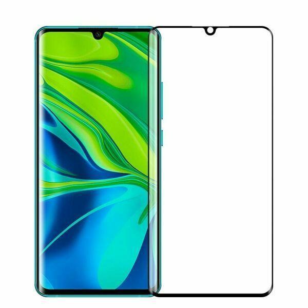 Защитное стекло TOTO 5D Full Cover Xiaomi Mi 10, Mi 10 Pro Black (F_122263)