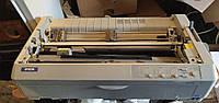 A3 Матричный принтер Epson FX-2190 с картриджем № 211603