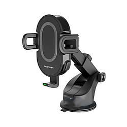 Автодержатель RAVPower 10W Wireless Charging Car Phone Mount (RP-SH010)