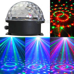 Лазер диско с флешкой