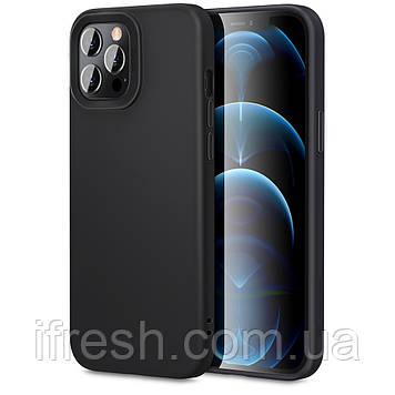 Чехол ESR для iPhone 12 Pro Max Cloud Soft (Yippee), Black (3C01201360101)