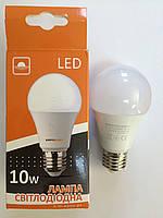 Лампа светодиодная А-10-4200-27 10вт 170-240V